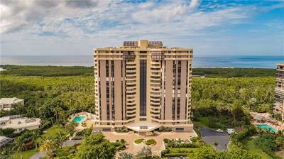 Condo/Townhouse For Sale: 6001 Pelican Bay Blvd #802