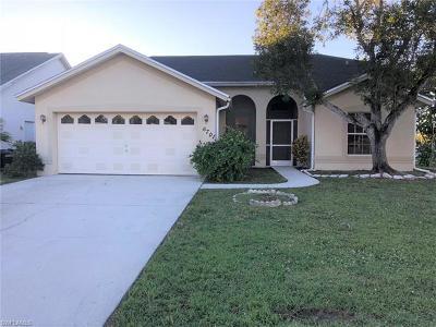 Single Family Home For Sale: 6701 Sloane Pl
