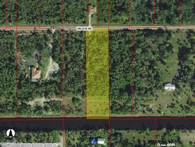 Collier County Residential Lots & Land For Sale: 2032 10th Ave NE