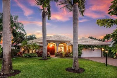 Naples FL Single Family Home For Sale: $875,000