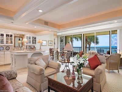 Condo/Townhouse For Sale: 2397 Gulf Shore Blvd N #202