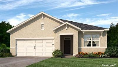 Bonita Springs Single Family Home Pending: 11077 Tangelo Ter