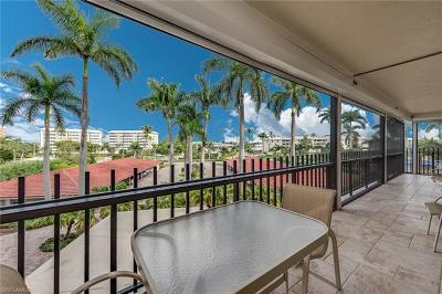 Naples Condo/Townhouse For Sale: 3399 Gulf Shore Blvd N #305
