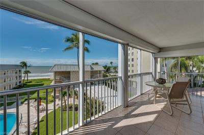 Naples Condo/Townhouse For Sale: 2875 Gulf Shore Blvd N #406