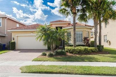 Fort Myers Single Family Home Pending With Contingencies: 11184 Sand Pine Ct