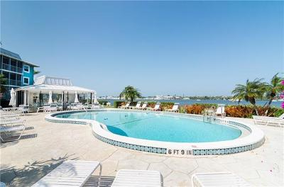 Bonita Springs, Fort Myers Beach, Marco Island, Naples, Sanibel, Captiva Condo/Townhouse For Sale: 1100 Little Neck Ct #F59