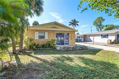 Naples Park Single Family Home Pending With Contingencies: 844 102nd Ave N