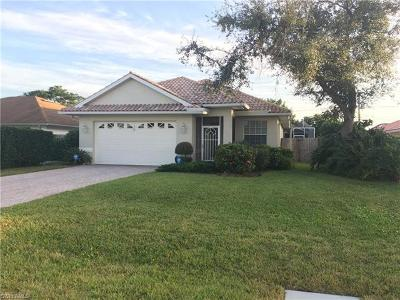 Naples Park Single Family Home For Sale: 576 107th Ave N