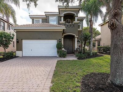 Estero Single Family Home For Sale: 9726 Silvercreek Ct