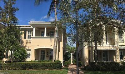 Bonita Springs Condo/Townhouse For Sale: 28655 Alessandria Cir N