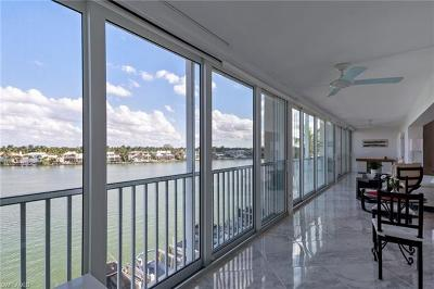 Naples Condo/Townhouse For Sale: 2750 Gulf Shore Blvd N #402