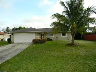 Collier County Single Family Home For Sale: 2066 50th Ter SW