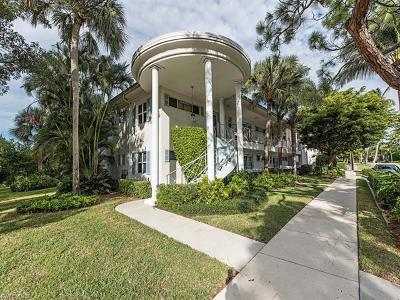 Naples Condo/Townhouse For Sale: 292 2nd St S #292