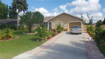Naples Single Family Home Pending With Contingencies: 2916 44th Ter SW