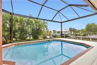 Marco Island Single Family Home For Sale: 347 N Collier Blvd