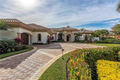 Naples Single Family Home Pending With Contingencies: 29160 Marcello Way