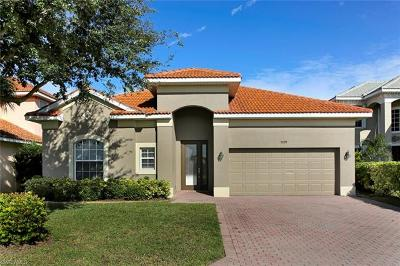 Estero Single Family Home Pending With Contingencies: 9099 Estero River Cir