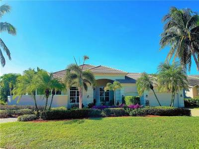 Naples FL Single Family Home Pending With Contingencies: $1,029,900
