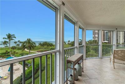 Condo/Townhouse Pending With Contingencies: 4401 Gulf Shore Blvd N #A-401