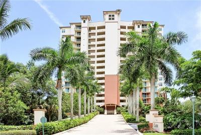 Naples Condo/Townhouse For Sale: 425 Cove Tower Dr #903