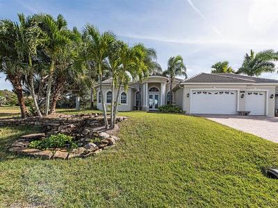 Cape Coral Single Family Home For Sale: 1607 NW 42nd Pl