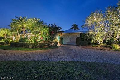 Naples Bath And Tennis Club Single Family Home For Sale: 360 Bald Eagle Dr