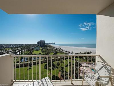 Marco Island Condo/Townhouse For Sale: 58 N Collier Blvd #801
