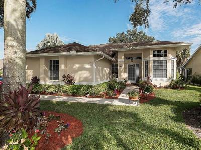 Naples Single Family Home For Sale: 713 Belville Blvd