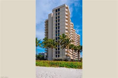 Naples Condo/Townhouse For Sale: 4005 Gulf Shore Blvd #900