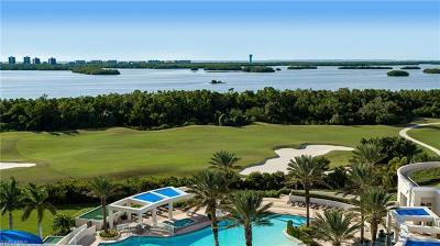Greenbriar, Wild Pines, Wedgewood At Bonita Bay, Harbor Landing, Bay Pointe At Bonita Bay, Oak Knoll At Bonita Bay, Oakwood Villas, Crossings, Waterford At Bonita Bay, Bay Harbor, Tuckaweye, Montara, Riviera At Bonita Bay, Cranbrook Colony, Bayview At Bonita Bay, Esperia South, Sanctuary, Vistas At Bonita Bay, Creekside, Estancia, Riverwalk, Siena, Coconut Isle, Seaglass At Bonita Bay, Oak Knoll, Marina Isle, Horizons, Tavira, Woodlake At Bonita Bay, Azure, Bay Woods, Omega At Bonita Bay Condo/Townhouse For Sale: 4951 Bonita Bay Blvd #705
