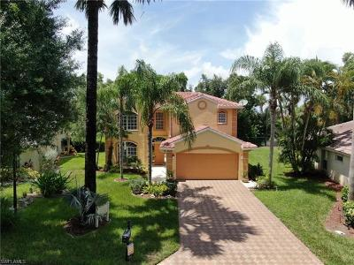 Estero, Bonita Springs Single Family Home For Sale: 8811 Springwood Ct