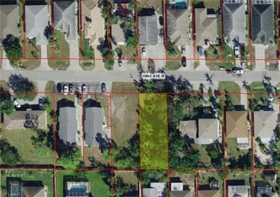 Naples Residential Lots & Land For Sale: 108th Ave N