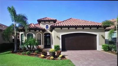Bonita Springs Single Family Home For Sale: 9097 Isla Bella Cir