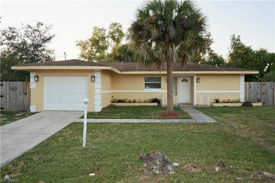 Naples Single Family Home For Sale: 2041 44th Ter SW