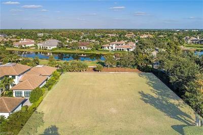 Naples Residential Lots & Land For Sale: 1230 Gordon River Trl
