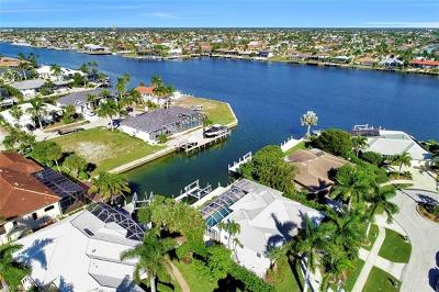 Marco Island Single Family Home Pending With Contingencies: 986 Aster Ct