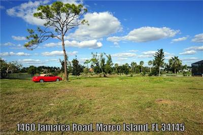 Marco Island Residential Lots & Land For Sale: 1460 Jamaica Rd