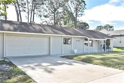 Fort Myers Single Family Home For Sale: 8184 Anhinga Rd