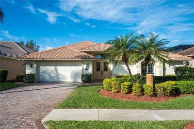 Naples FL Single Family Home For Sale: $599,000