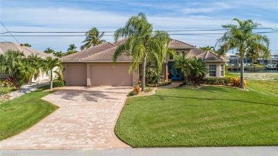 Lee County Single Family Home For Sale: 4933 SW 17th Pl