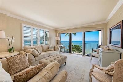 Naples Condo/Townhouse For Sale: 2011 Gulf Shore Blvd N #51
