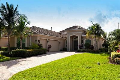 Naples Single Family Home For Sale: 9325 Campanile Cir