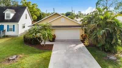 Naples Single Family Home For Sale: 860 100th Ave N