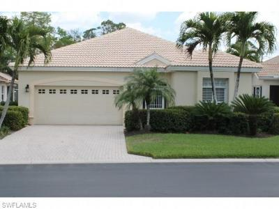 Naples Condo/Townhouse For Sale: 3736 Jungle Plum Dr E