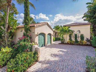 Naples FL Single Family Home For Sale: $1,300,000