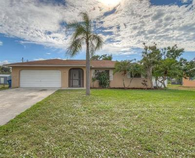 Fort Myers Single Family Home For Sale: 8394 San Carlos Blvd