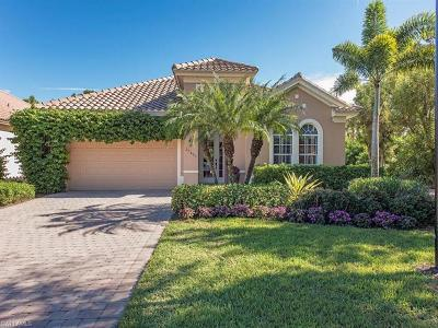 Bonita Springs Single Family Home For Sale: 23675 Via Carino Ln