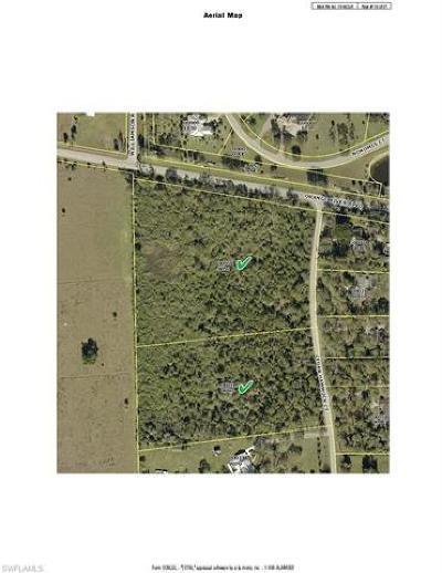 Lee County Residential Lots & Land For Sale: 4750/4800 Cedar Hammock Ct