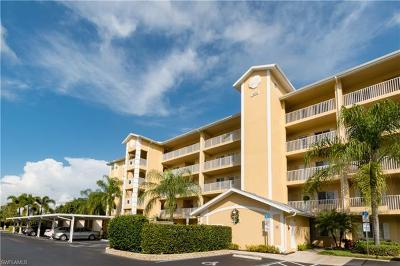 Estero Condo/Townhouse For Sale: 19880 Breckenridge Dr #405