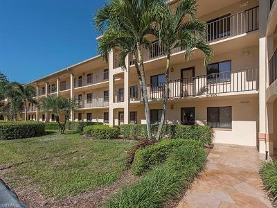 Naples Condo/Townhouse For Sale: 5724 Deauville Cir #H107